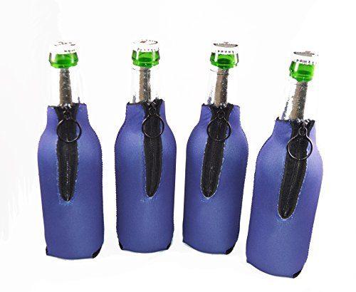 Pack premium Bottle Koozie zipper product image