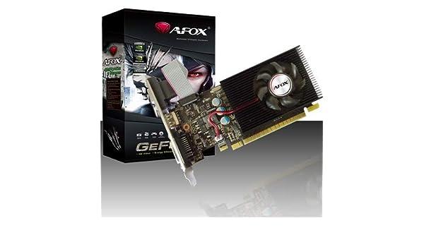 A & Fox AFOX AF730-2048D3L4-V1 GeForce GT730: Amazon.es ...