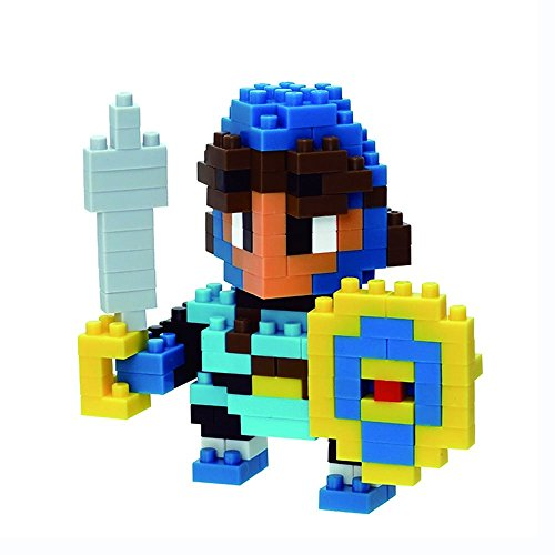 Dragon Quest II nanoblock Prince of Lole seer