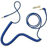 AIAIAI TMA-2 C08 - Coiled Blue Cable