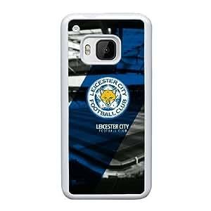 Leicester City N8D6Hu HTC uno M9 caja del teléfono celular funda blanca R3O8WW funda caja del teléfono para hombres Genérico