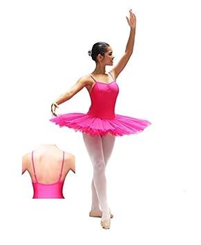Danceries Ballett Tutu Erwachsene, 5 lagig (Plateau)
