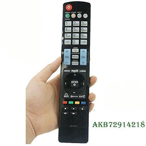 Free Shipping 100% Universal Remote Control Fit For LG AKB72914218 LED LCD Plasma HDTV (Lg Plasma Audio Televisions)