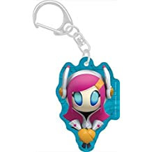 Kirby Lobo Bo Planet Suzy acrylic key chain of star