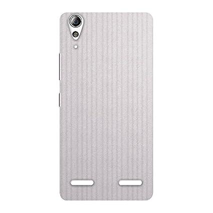 Neo World Minimal Grey Wallpaper Back Case Cover For Amazonin