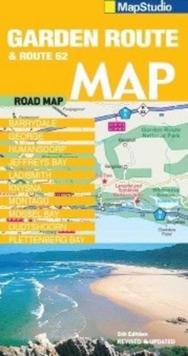 Garden Route und Route 62, Road Map