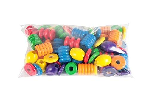 Les chaînes auxiliaires de perles de boules de formes d'ornamental d'assortiment de SINA bricolent NOUVEAU