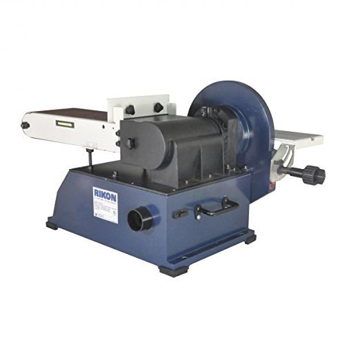 Rikon 50-122 Disc & Belt Sanders product image 3