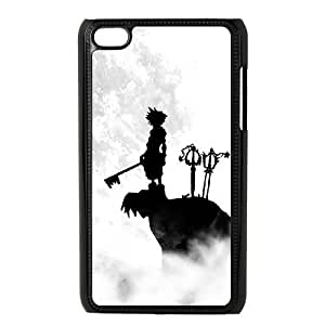 iPod Touch 4 Phone Cases Black Kingdom Hearts DRY941689