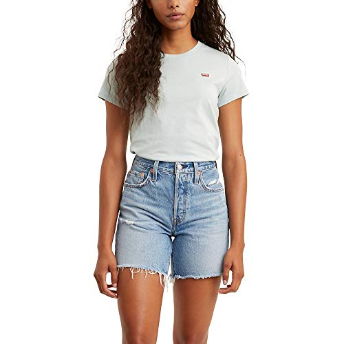 Levi's Women's Perfect Crewneck Tee Shirt