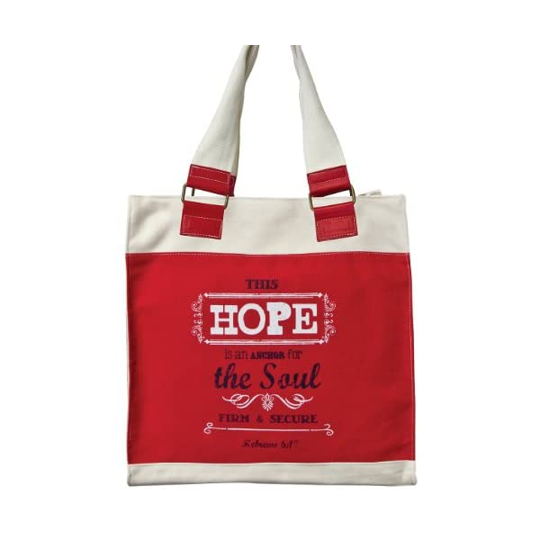 Retro-Blessings-Hope-Red-Canvas-Tote-Bag-Hebrews-619