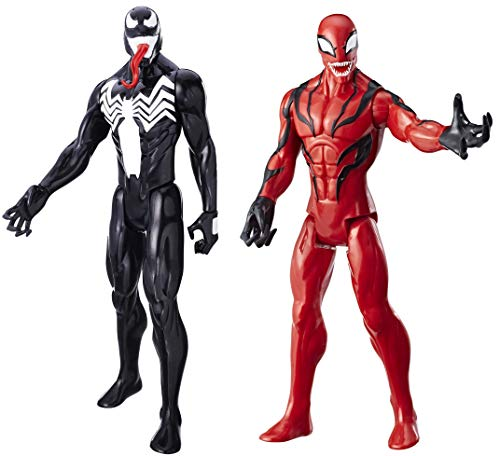 Amazon.com: AYB Products Alien Símbolo Carnage VS Venom 12 ...