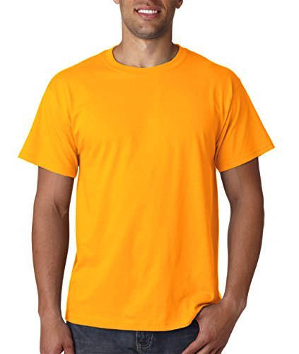 Fruit of the Loom Herren T-Shirt goldfarben gold