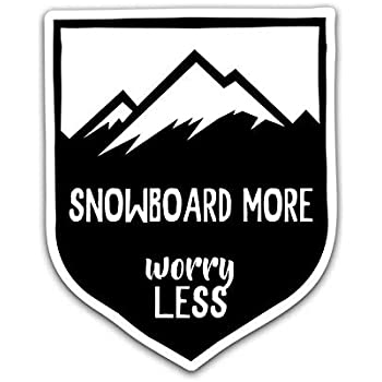RIDE Snowboards Snow Boats Vinyl Decal Sticker Choose Color//Size