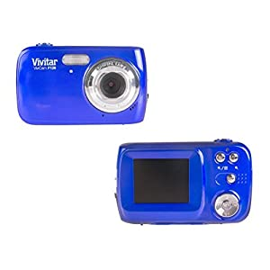 Vivitar 14.1MP Digital Compact System HD Camera with 1.8-Inch LCD