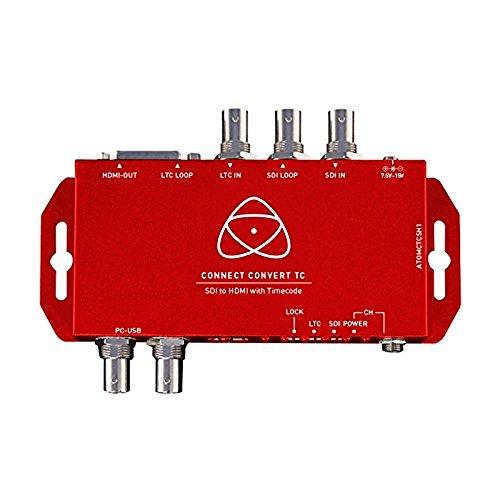 Atomos Connect Convert TC, SDI to HDMI Converter by Atomos