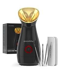 The 4-1 Facial Steamer Nano Ionic Facial Steamer with Precise Temp Control - 30