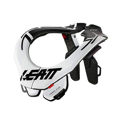 NEW Leatt GPX 3.5 Neck Brace White Size Small/Medium MX ATV Off Road Racing (Small/Medium)
