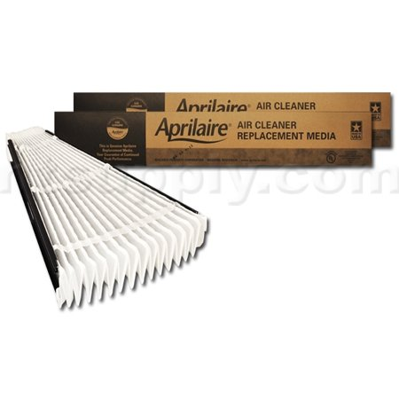 "Aprilaire #610 High Efficiency Filtering Media - 16"" x"