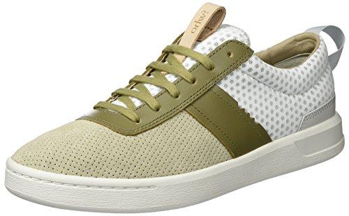 White Uomo Elmwood Grau Brookes Basse ohw Light Sneaker Taupe wnqOgFF64