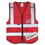 Salzmann 3M Multi Pocket Working Vest, Working Uniform, L/XL