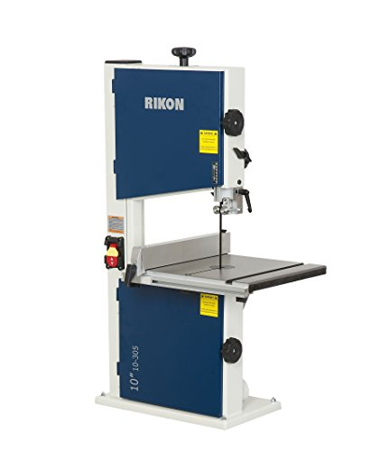 Rikon 10-305 Bandsaw With Fence