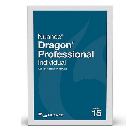 Nuance Dragon Professional Individual State and Local Government Version 15 Speech Recognition Software by Dragon