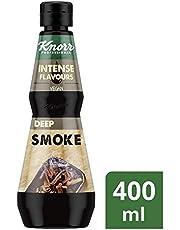 Knorr Intense Flavours Liquid Seasoning Deep Smoke, 400 ml