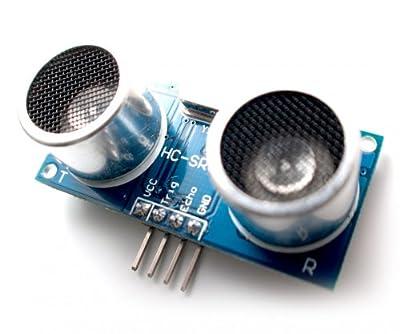 Virtuabotix Ultrasonic Distance Rangefinder/Obstacle Detection Module