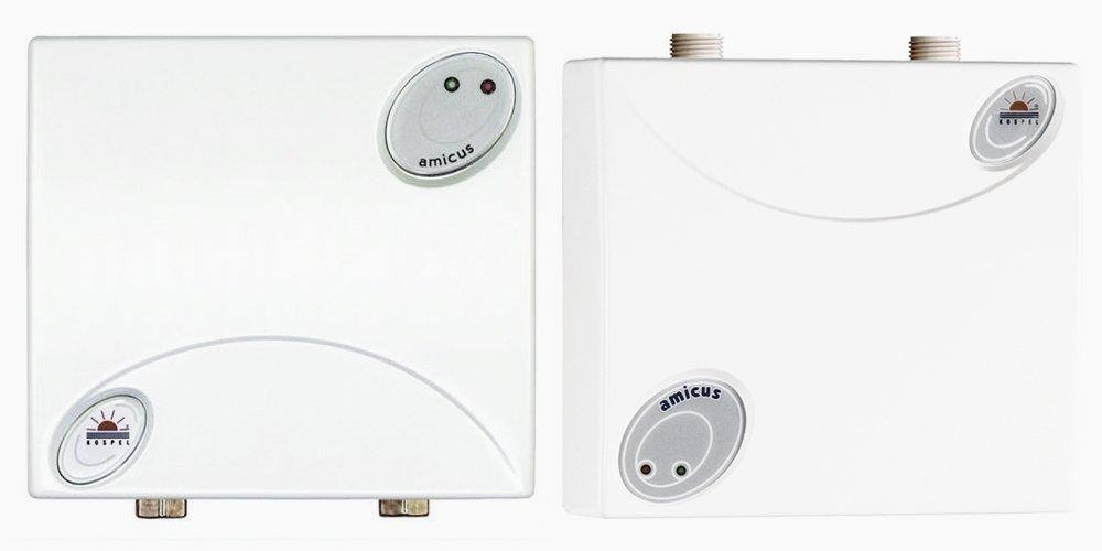 Durchlauferhitzer EPO Amicus/ /230/V//400/V 55059/ /4/kW/ /Version /über der Sp/üle