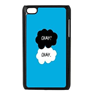 Okay?, The Fault in Our Stars- John Green Hard phone Case for Samsung Case For Ipod Touch 4th XRF032102
