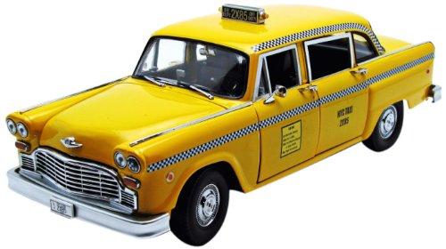 - Friends Phoebe Buffays Checker Taxi Cab 1977 1:18th Greenlight