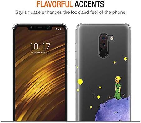 Yoedge Funda Xiaomi Pocophone F1 Ultra Slim Cárcasa Silicona ...