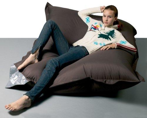 Sit on it - Pouf - Couleur Chocolat: Amazon.fr: Cuisine & Maison