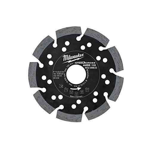 Image of Diamond Blades Milwaukee Diamond Cutting Disc Speedcross audd 115mm