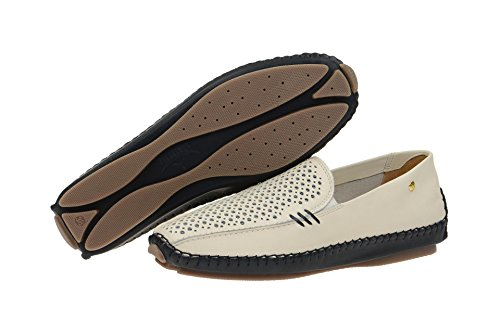 Pikolinos Damenschuhe - bequeme Slipper - Halbschuhe JEREZ Weiß
