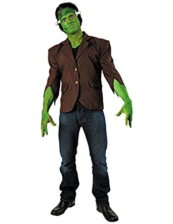 7891b16d496 Amazon.com  Orion Costumes Mens Frankenstein Halloween Monster Fancy Dress  Costume Outfit  Clothing
