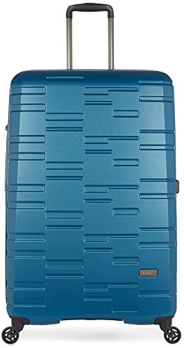 Antler Prism Embossed DLX 30'' Hardside Spinner (Teal) by Antler