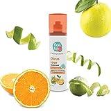 Best Life Citrus Love Natural Deodorant Spray - No Parabens, Aluminum & Triclosan. With Natural Odour Blocker and Fragrance- Bergamot, Lime and Mandarin 150 ml