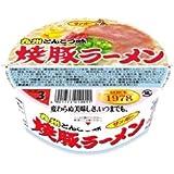 九州の味 サンポー  焼豚ラーメン 1箱:12食入り