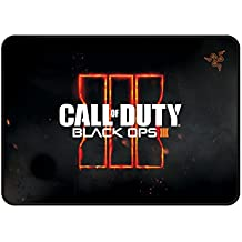 Razer Goliathus Call of Duty: Black Ops III Edition Soft Gaming Mouse Mat, Medium Speed