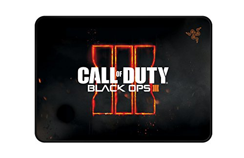Razer Goliathus Call Of Duty  Black Ops Iii Edition Soft Gaming Mouse Mat  Medium Speed