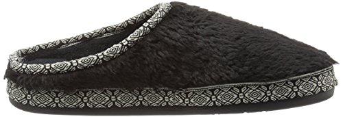 Whitecap Slipper Mule Women's Black Slip on Woolrich qn5UBSFB