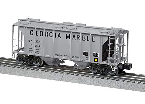 - Lionel Georgia Marble PS-2 Covered Hopper CAR #31341 o Gauge