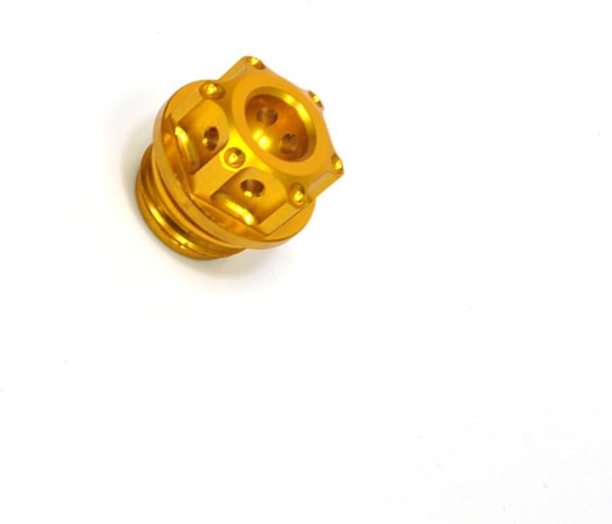 CNC Billet Gold Oil Filler Cap For Honda CBR1000RR CBR600RR CB600F CBR600 CB650F CBR600F4 F4i Hornet 900 600
