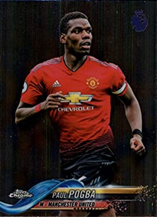 brand new 4f523 d4bb6 Amazon.com: 2018-19 Topps Chrome EPL (English Premier League ...