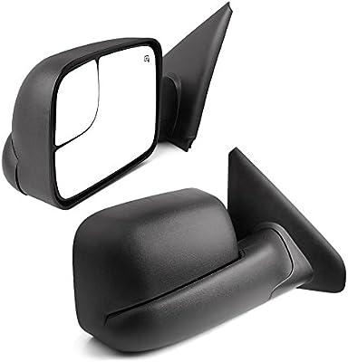 New Set of 2 LH /& RH Flip-up Tow Door Mirror for Dodge Ram 3500 2003-2009