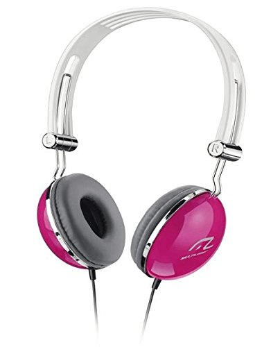 Fone de Ouvido Pop Pink Hi-Fi Estéreo Conecta com Iphone, Ipod, MP3, P2 - PH055, Multilaser