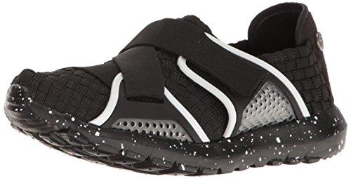 Bernie Mev Women Runner Slick Fashion Sneaker Black