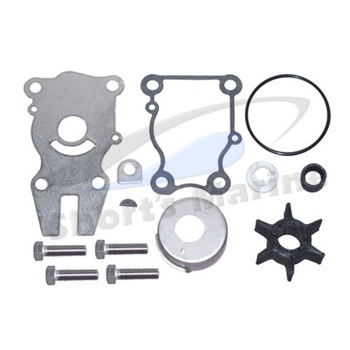 Yamaha 63D-W0078-00-00 Water Pump Rep.Kit; Outboard Waverunner Sterndrive Marine Boat Parts